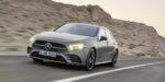 Nový Mercedes triedy A bude mať štandardne filter pevných častíc (aj pre benzíny)