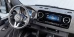 Mercedes-Benz Sprinter – Interieur 