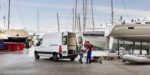 Mercedes-Benz Sprinter Kastenwagen – Exterieur, Arktikweiß, Vorderradantrieb Mercedes-Benz Sprinter panel van – Exterior, arctic white, Front-wheel drive