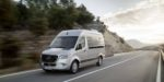 Mercedes-Benz Sprinter Tourer – Exterieur, Brillantsilber Metallic, Hinterradantrieb 
