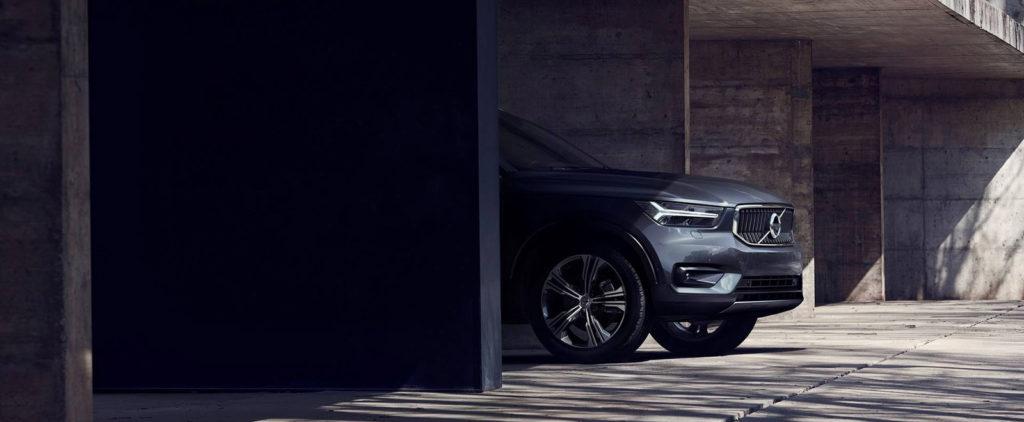 A je to tu, Volvo má trojvalec