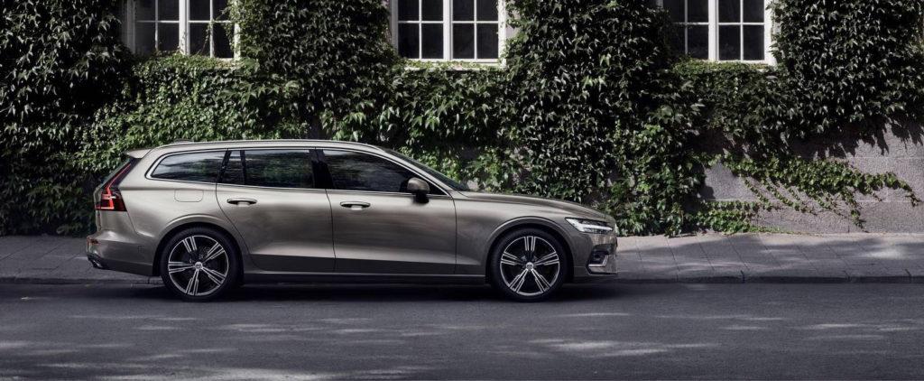 Nové Volvo V60 vyzerá úžasne a viac kombi a menej lajfstajl