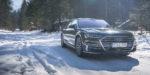 Prvá jazda Audi A8: Presun do budúcnosti