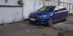 Test Peugeot 308 SW GT BlueHDi: Impérium vracia úder