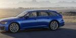 Aj Audi A6 Avant vypína do 160tky motor