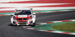 70 HOMOLA Mato (SVK), DG Sport Competition, PEUGEOT 308TCR, action during the 2018 FIA WTCR World Touring Car Tests at Barcelone, Spain,  March 28 to 29 - Photo Paulo Maria / DPPI