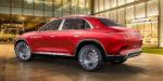 Maybach ukázal koncept ultraluxusného SUV sedanu