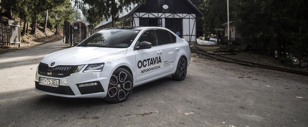 Test Škoda Octavia RS245: Každodenná rýchlosť