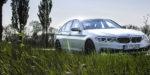 Test BMW 520d: Vybrúsenie detailov