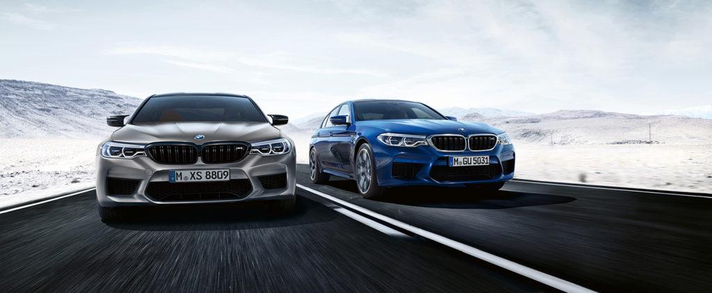 Competition everything: BMW M5 má silnejší motor