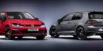 Volkswagen Golf GTI TCR nebude len konceptom, nezapadne prachom