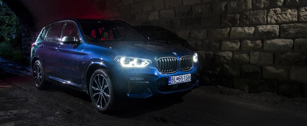 Test BMW X3 M40i: NadSUV