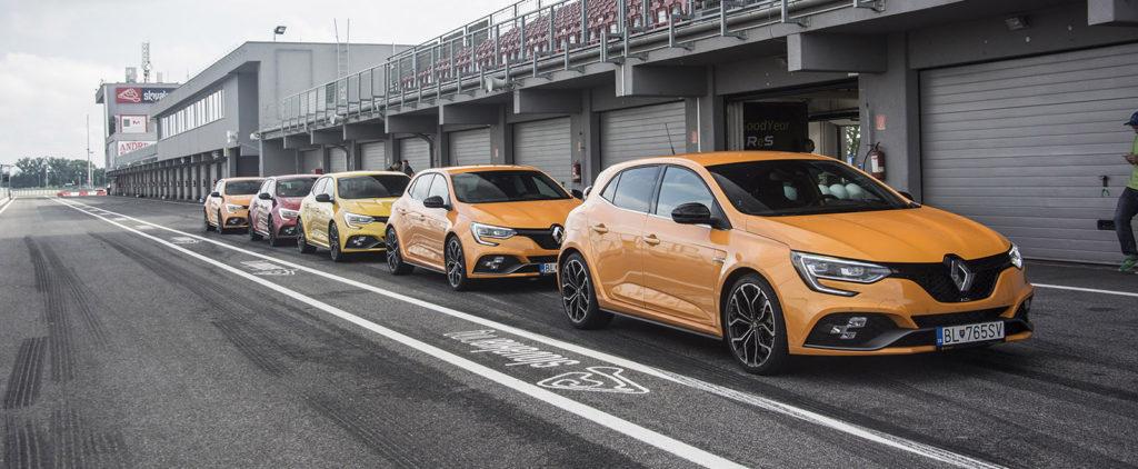 Prvá jazda V2.0: Renault Megane RS