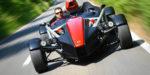 Ariel Atom bude ešte rýchlejší s motorom z nového Civicu Type-R