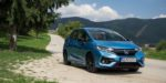 TEST Honda Jazz 1,5 i-VTEC: Kinder Surprise