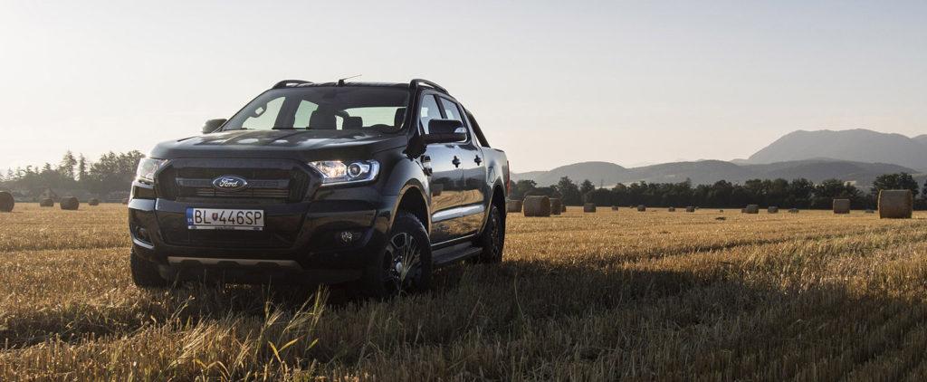 Test Ford Ranger Black Edition: Pocit kráľa sveta