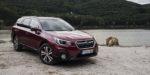 Test Subaru Outback 2,5i Lineartronic: Naftu mu netreba