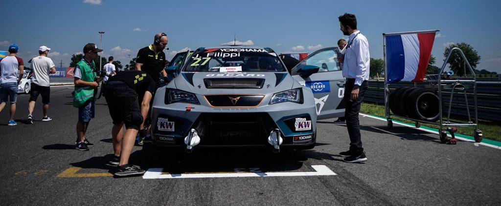 Report: FIA WTCR Race of Slovakia