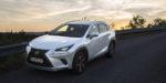 Test Lexus NX300h: Štýlovo a hybridne