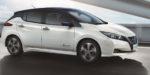 V Martine jazdí elektrický taxík Nissan Leaf