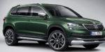 Terénny vzhľad ešte terénnejší: Škoda Karoq Scout