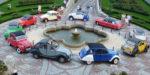Kačice sa tento rok predviedli v Halíči (Citroen 2CV)