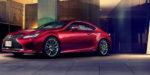 Lexus RC sa chce viac podobať na väčšie LC