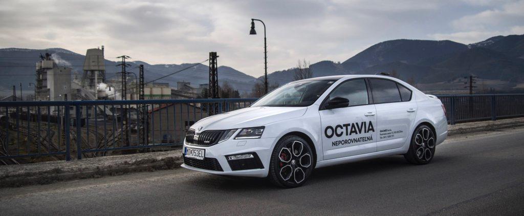 Nová Octavia RS bude zrejme hybrid