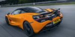McLaren 720S s diétnym okruhovým balíkom