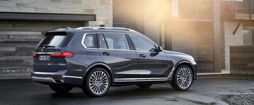 BMW X7 už konečne sériovo