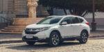 Honda CR-V Hybrid už sériovo