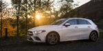 Test Mercedes-Benz A200: Digitálna doba v plnej sile