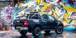 Toyota Hilux Invincible 50 sa chystá na lov zombíkov