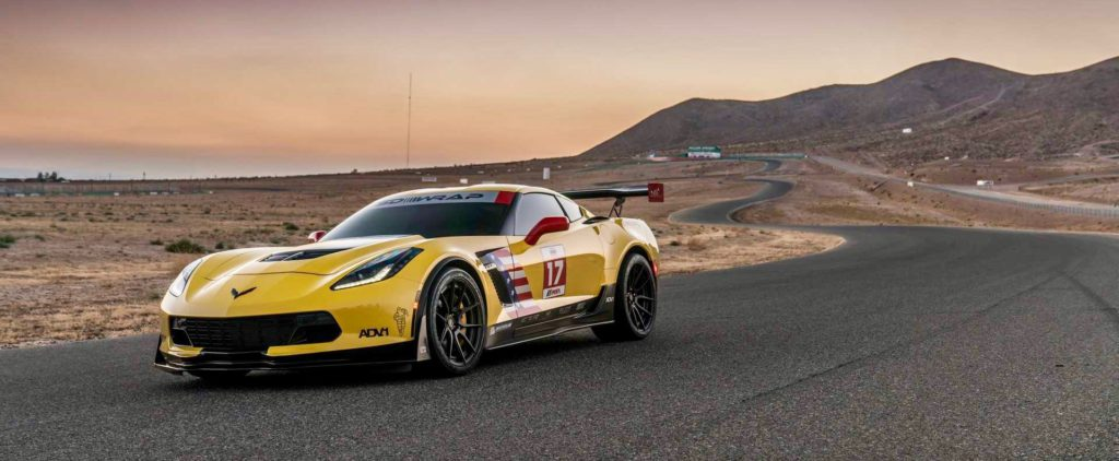 C7.R od Speed Society je šialenou variáciou Corvette