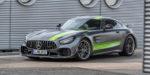 Mercedes ukázal okruhovú verziu AMG GT R s dodatkom Pro