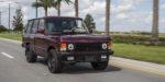 Starý Range Rover so šialeným osemvalcom spravili v ECD