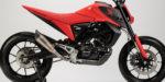 Honda CB 125M a CB 125X: Future lákadlo