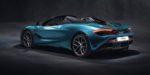 McLaren 720S Spider vstupuje do vysokej ligy kabrioletov
