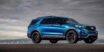 Nový Ford Explorer bude zadokolka, dostupný ale aj ako ST