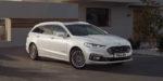 Nový rok, nová technológia pre Ford Mondeo