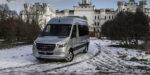 Test Mercedes-Benz Sprinter Tourer: Výbava dokáže zmeniť auto