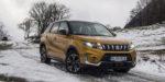Test Suzuki Vitara Boosterjet 4WD: Úspešná celebrita