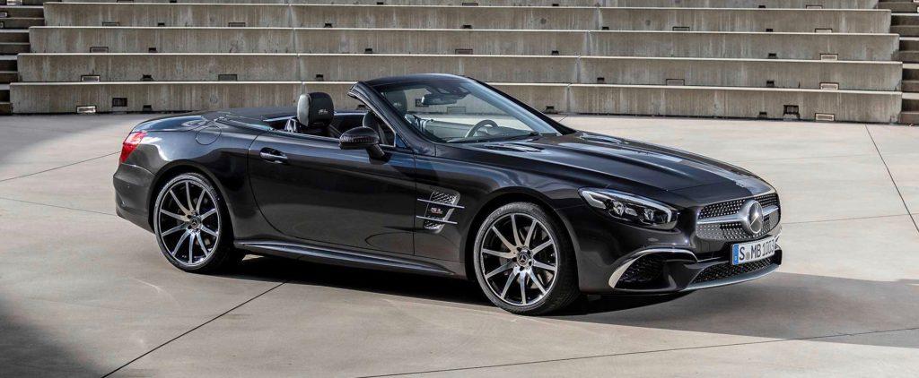 Mercedes SL Grand Edition bude rozlúčkou s jeho aktuálnym modelom
