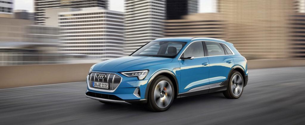 Pristavujte v Mochovciach, Audi e-tron je na Slovensku