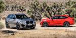 BMW X3 M a X4 M prichádzajú, s Competition balíkom majú 510 koní