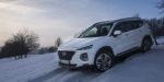 Test Hyundai Santa Fe: Tak vysoko ako Genesis