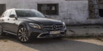 Test Mercedes-Benz E400d 4MATIC All-Terrain: Nafta ani zďaleka nekončí
