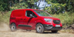 Opel Combo with IntelliGrip