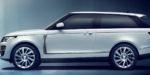 Dvojdverové Coupé Range Rover zapadne prachom v sklade