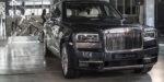 Rolls-Royce na Slovensku predstavil Cullinan